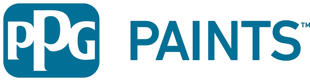 PPG Paints Logo on Light Background